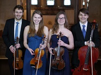 The HZ String Quartet in Berkshire