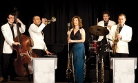 The FS Swing and Blues Band in Cambridgeshire