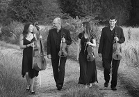 The KI String Quartet in Shropshire