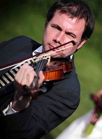 Violinist - Simon in Suffolk