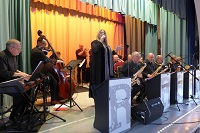 The RB Big Band in Aylesbury, Buckinghamshire