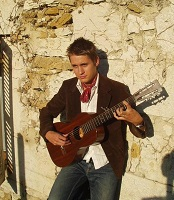 Classical Guitarist - Andrew in Yorkshire and the Humber