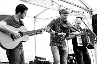 The SN Barn Dance/Ceilidh Band in Cornwall