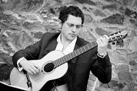 Classical Guitarist - Timothy in Gloucestershire
