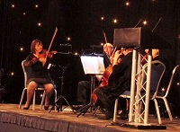 The RM String Quartet in Leicestershire