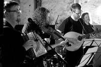 The PG Ceilidh / Barn Dance Band in Yorkshire and the Humber