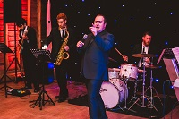 The KH Jazz Band in Cambridgeshire