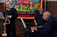 The MH Jazz Trio in Sussex
