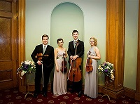 The RL String Quartet in Derbyshire