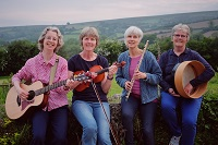The CM Ceilidh/Barn Dance Band in the South West