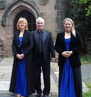 The SC String Trio in Cheshire