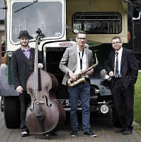 The AL Jazz Trio in the West Midlands