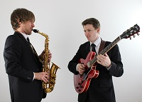 The JZ Jazz Duo in Rutland, the East Midlands