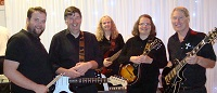 The RT Ceilidh Band in Cheshire