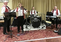 The SM Ceilidh Band in Kent