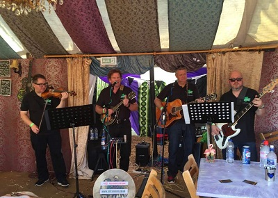 The KC Irish Ceilidh Band