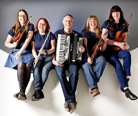The CS Ceilidh/ Barn Dance Band in Yorkshire and the Humber