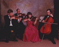 The FT String Quartet in Buckinghamshire