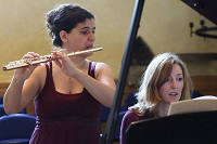 The AN Flute & Piano Duo in Lincolnshire