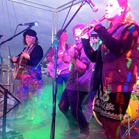 The AT Celtic Folk Ceilidh Band in Norfolk