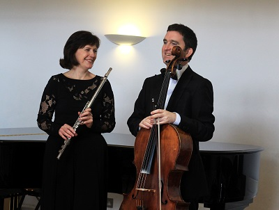 The DB Flute & Cello Duo