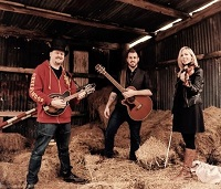 The TB Folk Band in Wales