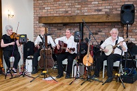 The MN Barn Dance/ Ceilidh Band in Cumbria