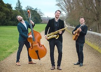 The CP Jazz Trio in Berkshire