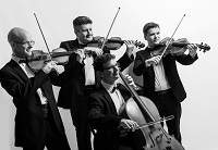 The SC String Quartet in Yorkshire