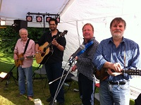 The PS Ceilidh Band in Warwickshire