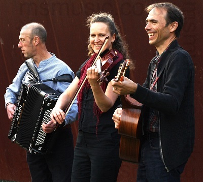 The SL Barn Dance/Ceilidh Band in the South East