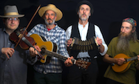 The SD Ceilidh and Barndance Band in Shropshire