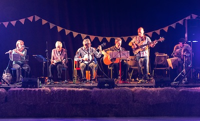 The BC Ceilidh Band in Burton-upon-Trent, Staffordshire